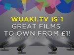 Movies to buy for £1 today only @ wuaki.tv