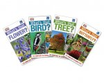 Dorling Kindersley books - RSPB What's That? Titles include Flower, Bird, Tree and Butterfly. Available at Aldi on 19th June for £2.49 each. Normally about £4 on Amazon