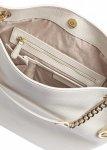 Michael Kors Jet Set cream chain embellished grained leather tote handbag HALF PRICE £115.00 @ Harvey Nichols