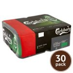 Carlsberg 30 X 440Ml cans - £16.00 @ Tesco