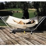Metal Framed Garden Hammock 6ft 4 £39.99 @ Coopers Of Stortford