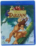 Disney Tarzan Blu Ray £4.73 Sold by DVDBayFBA and Fulfilled by Amazon (free delivery £10 spend/prime/locker)