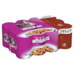 12 pack Whiskas Tinned catfood £5 @ Tesco