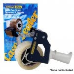 Sellotape Parcel Packaging Tape Gun Dispenser - 50mm Heavy Duty for £4.98 delivered @ brooklyn trading