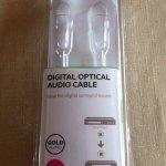Belkin Digital Optical Audio Cable £6.65 @ Sainsburys instore