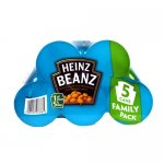 5 Pack - Heinz Baked Beans £2.00 @ Nisa Local