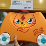 Moshi monsters trunki suitcase £20.38 @ Costco instore