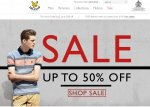 Lyle and Scott 'UP TO' 50% sale on - Now up to 60% off and new lines added to sale