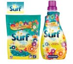 Win a £100 shopping voucher & Surf detergent  @ Bella