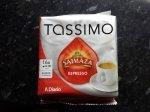 Tassimo saimaza espresso @ family bargains for 0.99p