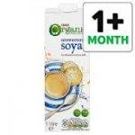 Tesco Organic Soya Milk (Sweetened/Unsweetened) 57p @ Tesco (Normally £1.09)