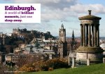 WIN ANOTHER CHANCE FOR A BRILLIANT TRIP TO EDINBURGH, COURTESY OF VISITSCOTLAND AND SCOTRAIL @ Magic Radio