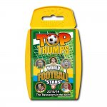 World Football Stars Top Trumps @ £3.75 sold by Fun Collectables, Fulfilled by Amazon (add on item / £10 spend)