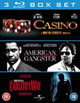 Casino / American Gangster / Carlito's Way Blu-ray £6.99 @ ZAVVI