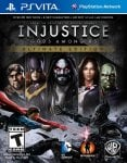 Injustice Gods Among Us Ultimate Edition - PS Vita - £17.95 @ 666media