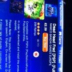 Dead Head Fred PSP/Vita £2.39 @ Playstation PSN