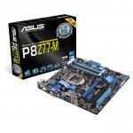 Asus P8Z77-M Intel Z77 Socket 1155 Ivybridge Ready Motherboard now £75.32 + £5.48 delivery was £115 @ scan.co.uk