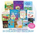 Win £100 worth of Usborne books @ Usborne Books