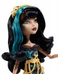 Monster High Hauntlywood Black Carpet Cleo £6.99 @ Amazon (free delivery £10 spend/prime/locker)