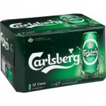 12x440ml cans of carlsberg £6 @ asda