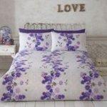 'Tropical Birds' bedding set £18 @ Debenhams