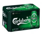 12 x 440ml cans of Carlsberg £6 @ Aldi