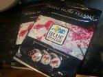 Blue dragon sushi nori sesame sheets  49p Home Bargains