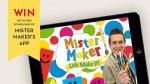 Win Mr Maker app @ Butlins