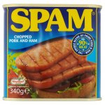 Spam 340g £1.50 @ Tesco
