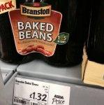 branston baked beans 4pack £1.32 @ Asda