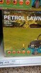 Petrol Lawnmower £62.50 Tesco Kingston MK