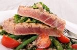 Swordfish half price and Tuna loins at £10 and £16 a kilo repectively at Ocado