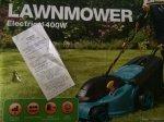 Tesco 1400w Electric Lawnmower - £35 instore