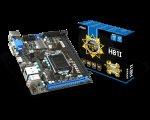 MSI H81I LGA1150 Mini-ITX Motherboard - £44.98 @ Amazon