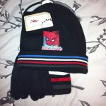 Primark Leicester - Spider-Man hat/scarf/glove set now 50p from £8