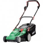 Qualcast 1400W lawnmower £62.99 @ Homebase