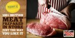 Buy Thursday 31st July Sun newspaper and get £5 off a £10 spend on fresh meat and fish @ Morrisons
