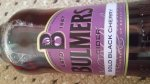 BULMERS BOLD BLACK CHERRY 568ML FOR £1.12 AT MORRISIONS