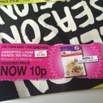 Loom Bands 300 pcs @ JTF Wholesale for 12p incl of VAT (Voucher needed)