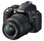 cheapest ever Nikon D3100 Digital SLR Camera with 18-55mm VR Lens Kit now £239 delivered @ amazon