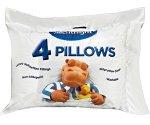 Silentnight Pillows - 4 Pack £12.99 @ The Original Factory Shop
