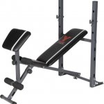 York 2 in 1 Barbell and Ab Bench with Curl (Half Price) £39.99 at Argos