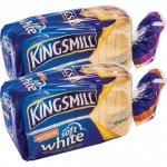 Kingsmill White Bread 800g 79p Each @ Heron Foods/Cooltrader