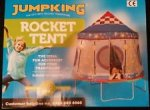 Jumpking circus and rocket tent for 10ft trampoline £10 @ Asda instore