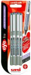 Uni-Ball Eye Fine UB157 Rollerball (Assorted, Pack of 5 Pens) £4 @ Tesco Direct Free C&C