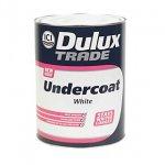 Dulux Trade Undercoat White 5Ltr - screwfix - £9.99