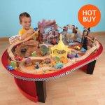 KidKraft Disney Cars Radiator Springs Racetrack Set and Table £99.99 @ costco