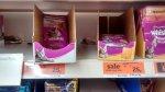 Whiskas Cat Food - 25p at Sainsburys