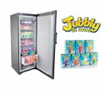 Win Hotpoint freezer filled with Jubbly iced treats @ Bella