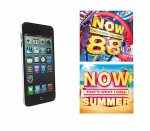 Win a 32GB Apple iPod Touch plus NOW Summer & NOW 88 @ Bella